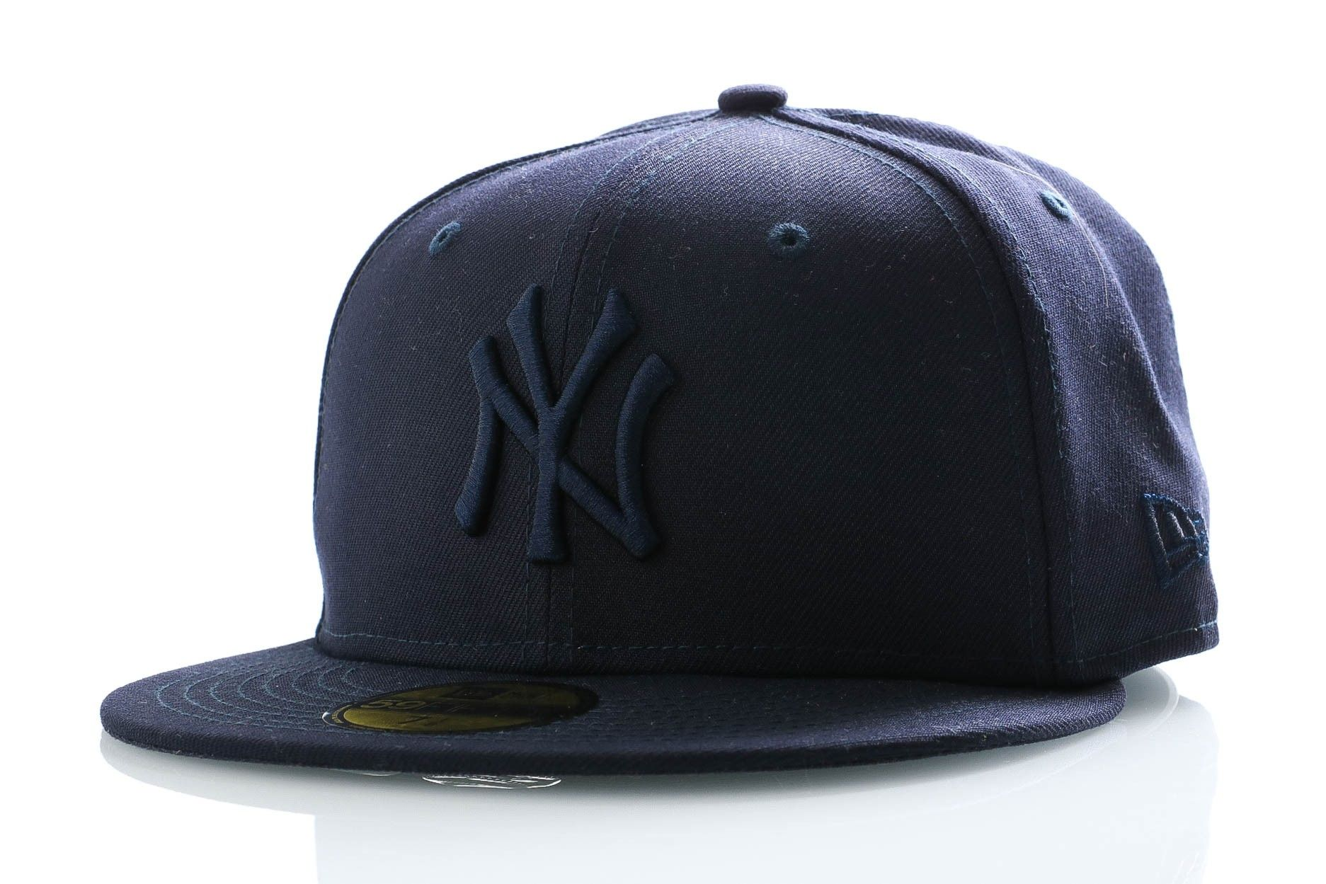 Afbeelding van New Era Fitted Cap Essential 59Fifty Nvy 12285496