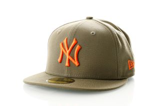 Foto van New Era Fitted Cap New York Yankees League Essential 59Fifty 12134904