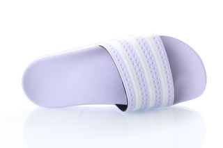 Foto van Adidas Slipper Adilette W purple tint/ftwr white/purple tint EG5006