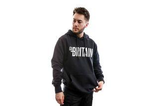 Foto van Go-Britain Hooded Crew hoody Black GB.19.Q3.01.B