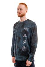 Carhartt Longsleeve L/S Tab T-Shirt Chromo Black / White I028933