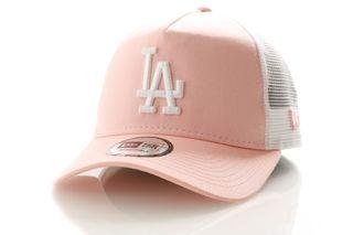 Foto van New Era Trucker Cap Los Angeles Dodgers LEAGUE ESSENTIAL TRUCKER 11945647