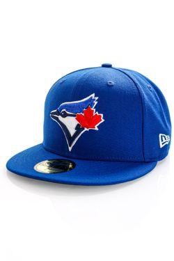 Afbeelding van New Era Toronto Blue Jays Fitted Cap ACPERF EMEA TORJAY GM 5950 TORJAY Blue NE12593071