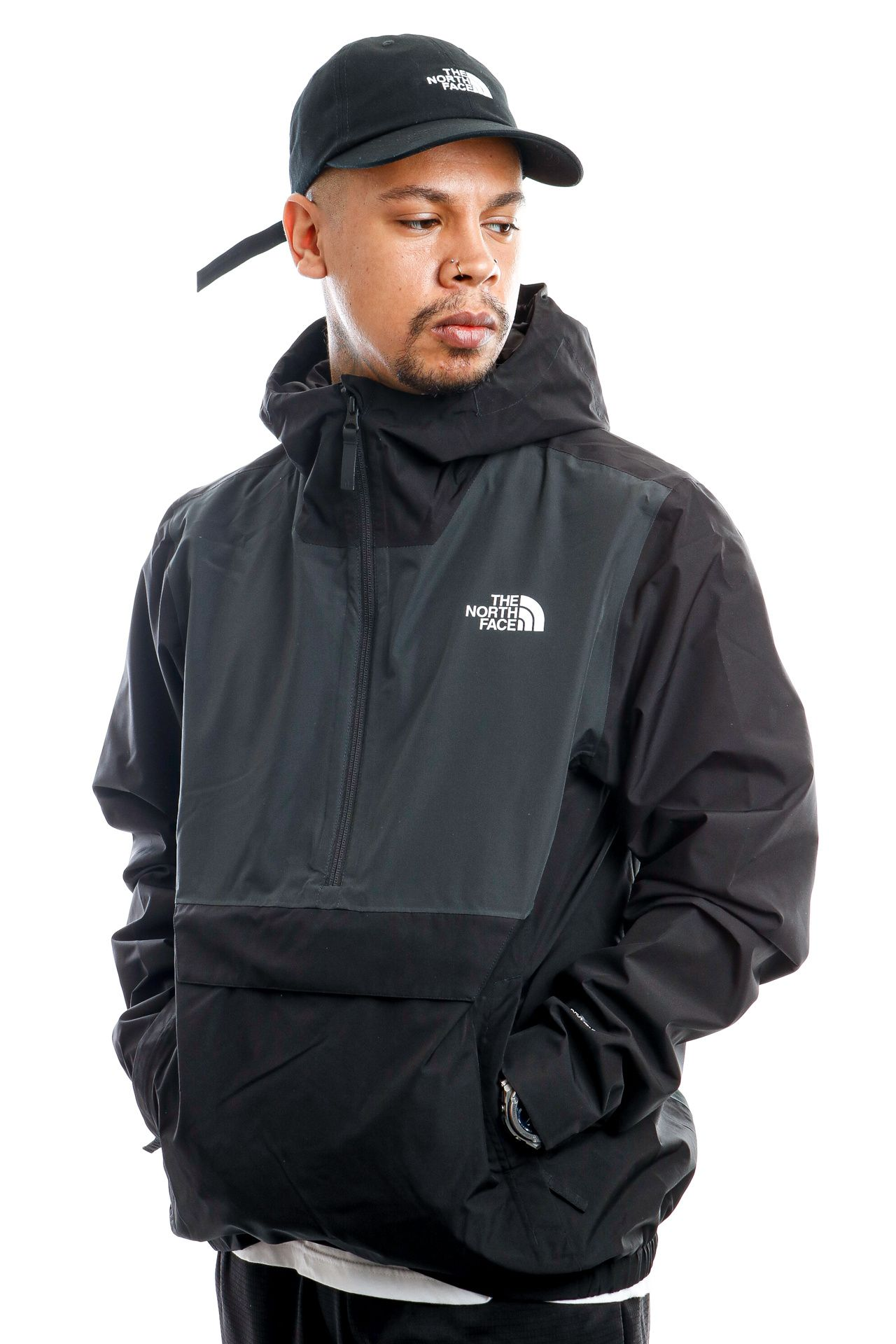 Afbeelding van The North Face Jas M Waterproof Frnk Tnf Black NF0A3XZMJK31