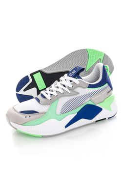 Afbeelding van Puma Sneakers RS-X TOYS Puma White-Elektro Blue-Elektro Blue 38198301