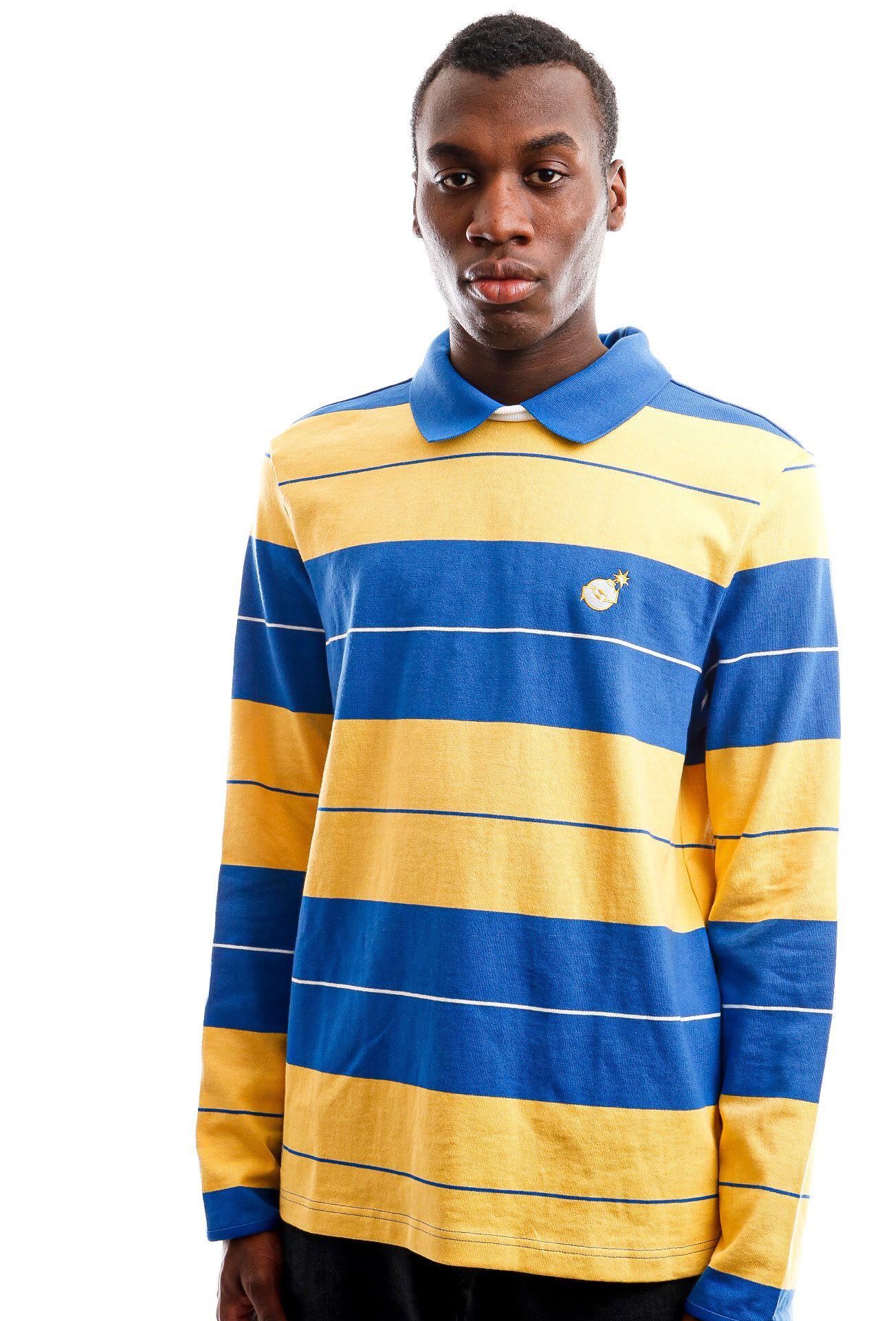 Afbeelding van Puma Rugbyshirt PUMA x TH Polo Crew Olympian Blue 59831289