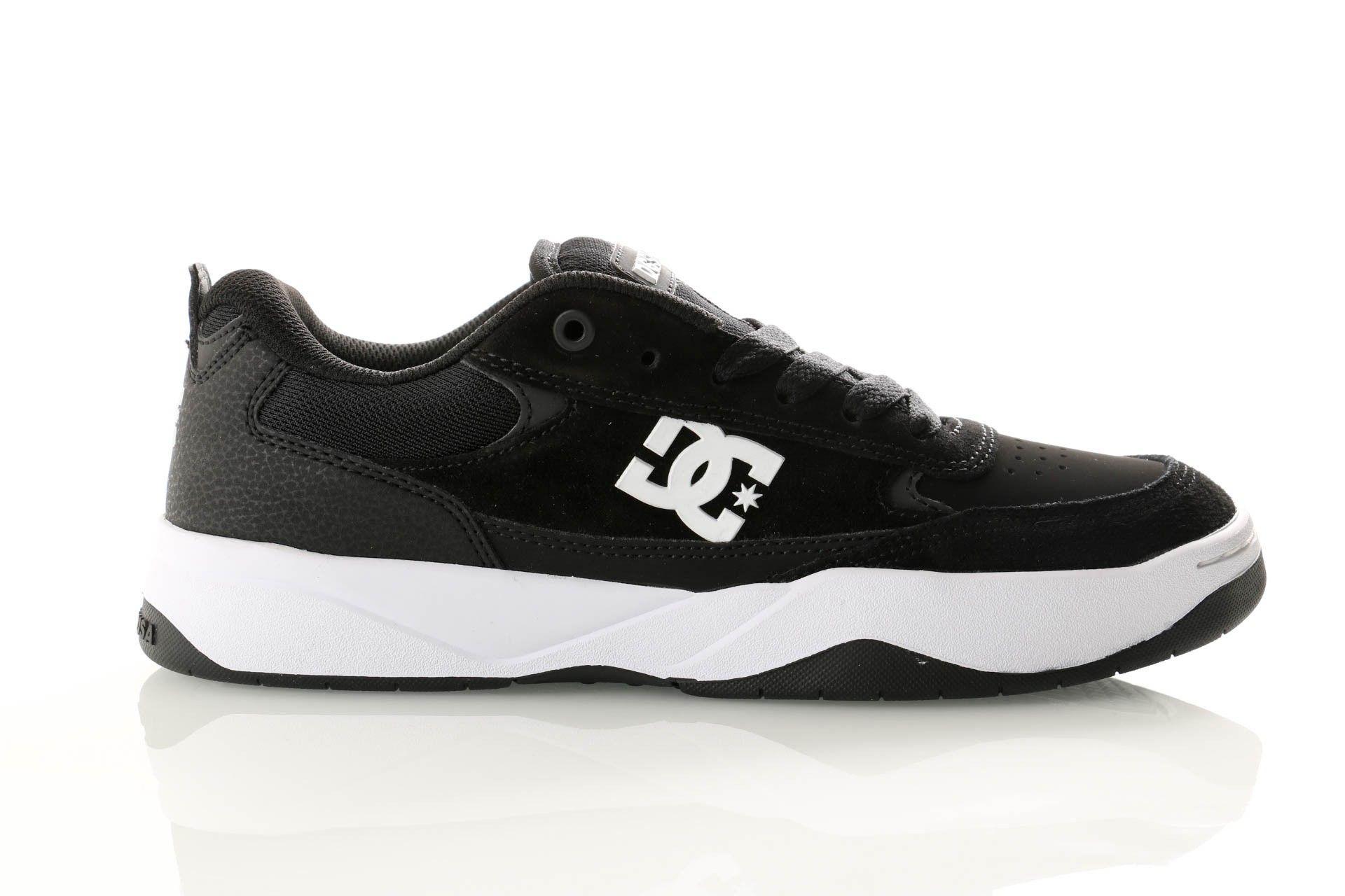 Afbeelding van Dc Penza M Shoe Bkw Adys100509 Sneakers Black/White