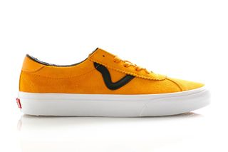 Foto van Vans Sneakers Ua Vans Sport Cadmium Yellow/True White VN0A4BU6XW31