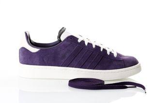 Foto van Adidas Campus Bd7469 Sneakers Legend Purple/Off White/Legend Purple