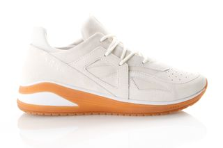 Foto van Arkk Solianze Suede F-G2 -M Ml3700-0011-M Sneakers Off White Light Gum