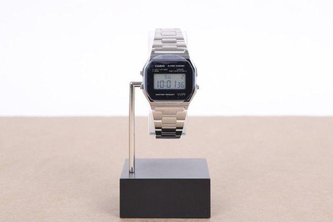Afbeelding van Casio Vintage A158Wea-1Ef Watch A158Wea Zilver