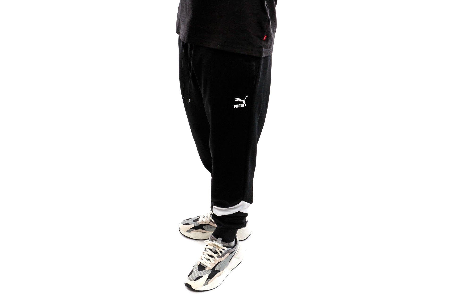 Afbeelding van Puma Trackpant Iconic Mcs Track Pants Pt Puma Black 596445 01