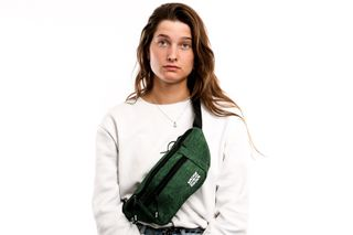 Foto van Go-Britain Compartment Gbb01 Fanny Pack (Heuptas) Green