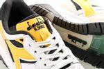 Afbeelding van Diadora N9002 Beta 501175498 Sneakers Black/White/Banana
