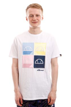 Afbeelding van Ellesse T-shirt Dice Tee White SHJ11920