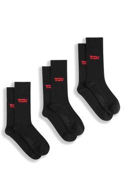 Afbeelding van Levi's Bodywear Sokken 903052001 jet black