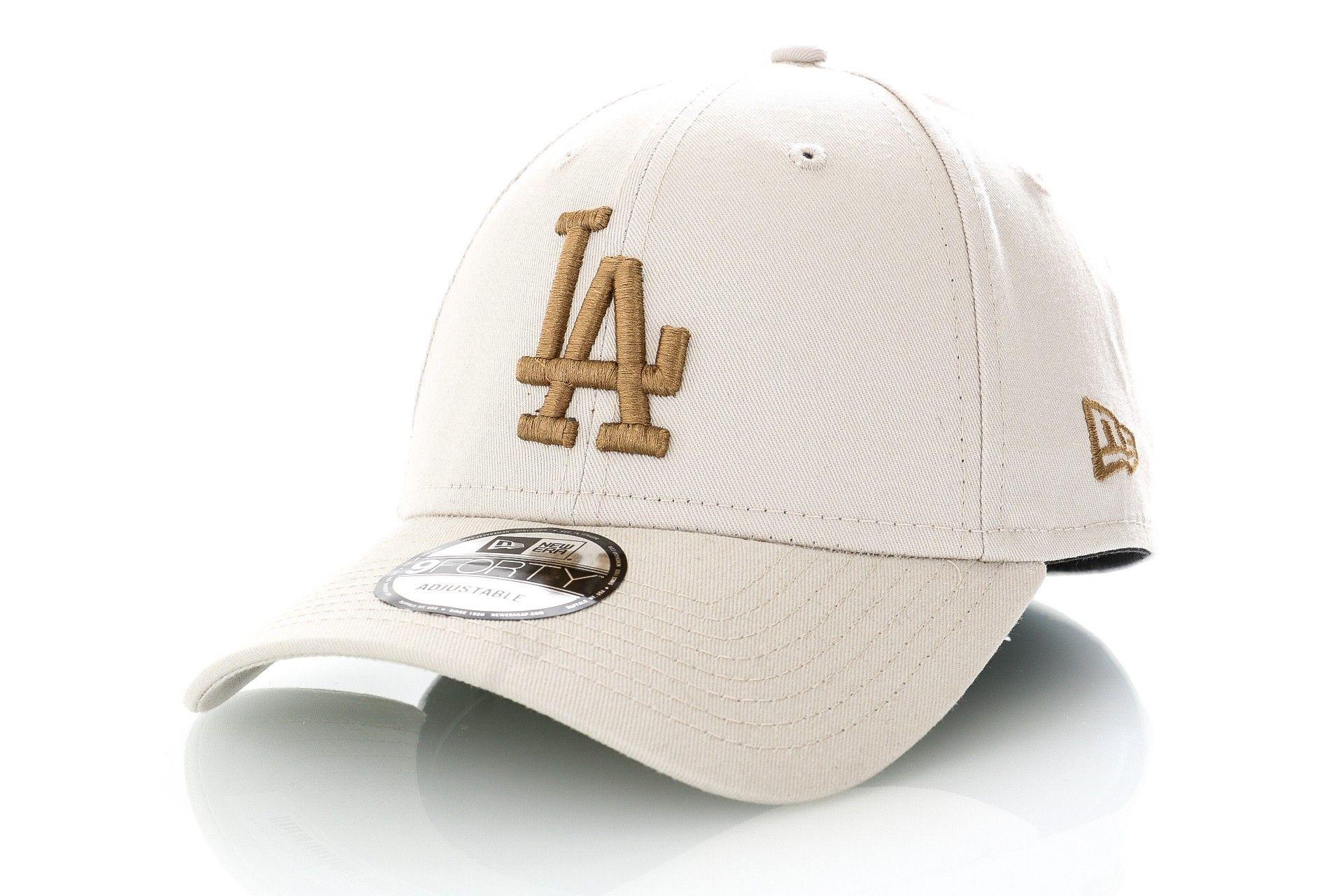Afbeelding van New Era Dad Cap Los Angeles Dodgers League Essential 9Forty 12040437