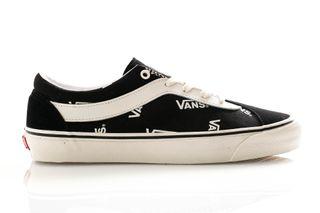Foto van Vans Sneakers Ua Bold Ni (Vans Block) Blk/Marshmlw VN0A3WLPWQW1
