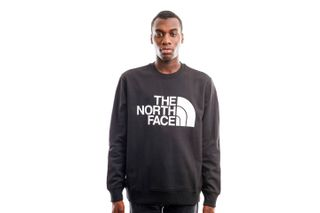Foto van The North Face Crewneck Men's Standard Crew Tnf Black NF0A4M7WJK31