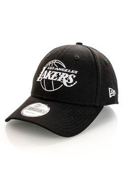 Afbeelding van New Era Dad Cap Los Angeles Lakers NBA LEAGUE ESSENTIAL 9FORTY BLK 12292584