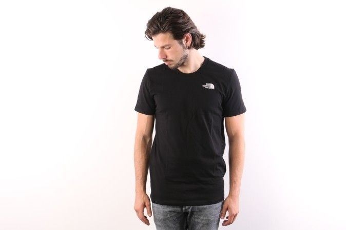 Afbeelding van The North Face T92Tx5-Jk3 T-Shirt Simple Dome black