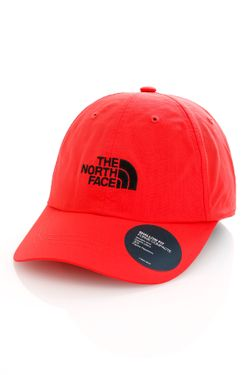 Afbeelding van The North Face Dad Cap Horizon Hat Horizon Red NF00CF7WV331
