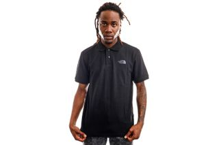 Foto van The North Face T0Cg71-Jk3 Polo Shirt Piquet Zwart