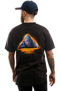 Afbeelding van HUF T-shirt Ancient Aliens S/S Tee Black TS01009-BLACK