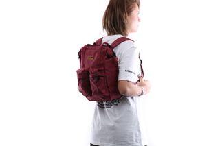 Foto van Dickies Schoudertas Haywood Backpack Maroon DK843016