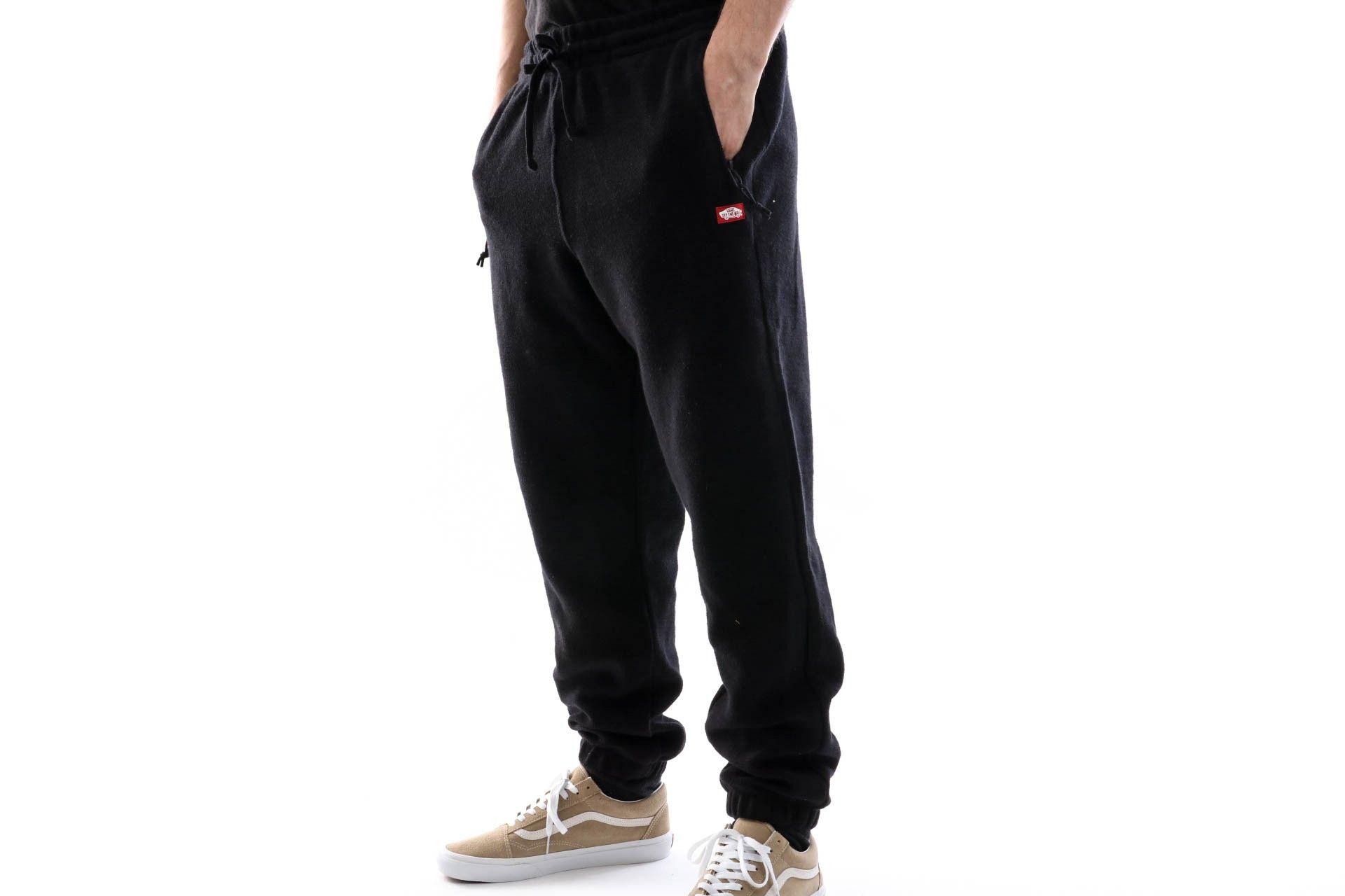 Afbeelding van Vans Trainingsbroek Mn Vans2K Fleece Pant Black VN0A49RSBLK1