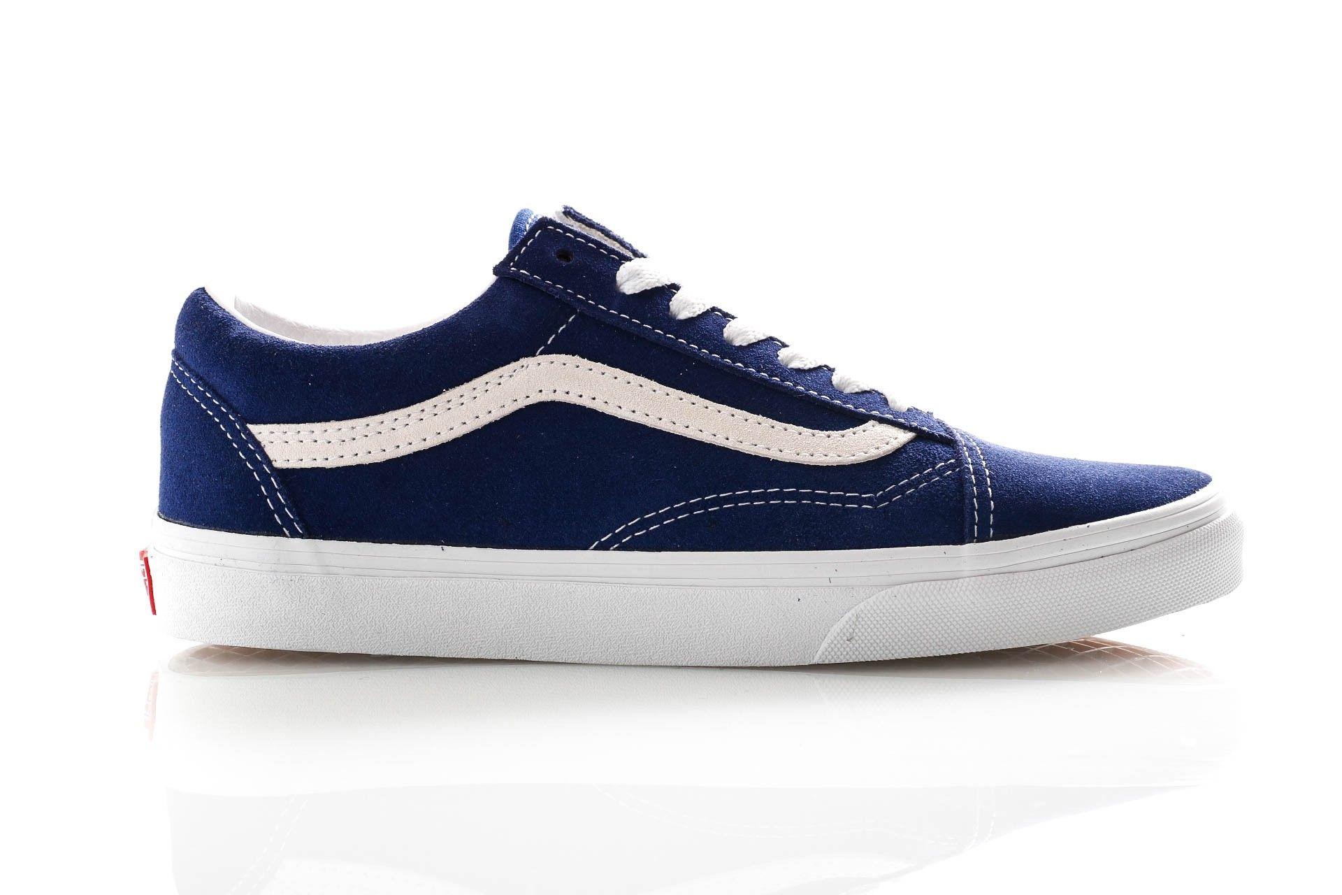 Afbeelding van Vans Sneakers Ua Old Skool (Suede) Blueprint VN0A4U3BXF71