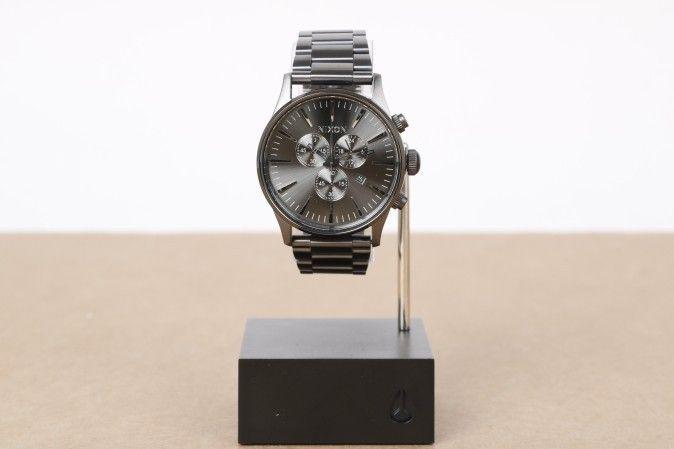 Afbeelding van Nixon A386-632-00 Watch Sentry Chrono Grijs