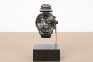 Foto van Nixon A386-632-00 Watch Sentry Chrono Grijs