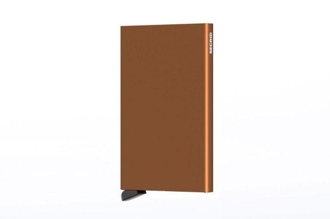 Afbeelding van Secrid C-Rust Wallet Cardprotector Rust