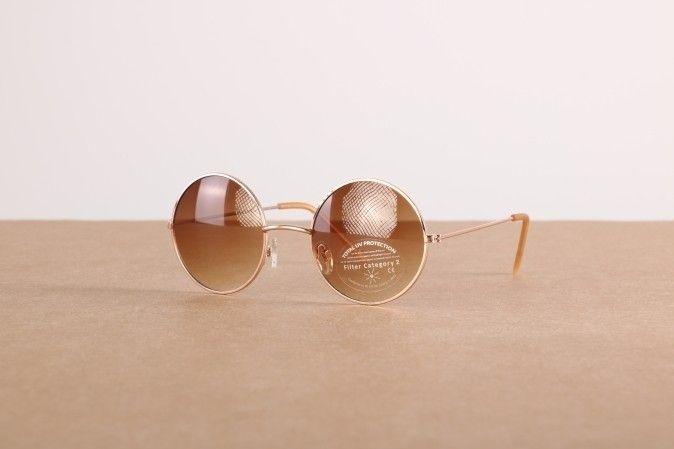 Afbeelding van Icon Eyewear 5068631716337 Sunglasses 30446-R Goud
