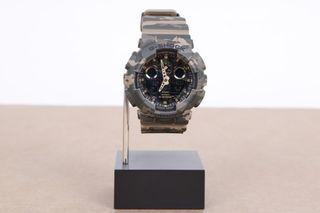 Foto van Casio G-Shock Ga-100Cm-5Aer Watch Ga-100Cm camo