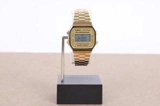 Foto van Casio Vintage A168Wg-9Ef Watch A168Wg Goud