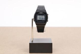 Foto van Casio Vintage B640Wb-1Aef Watch B640Wb Zwart
