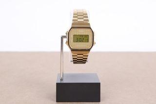 Foto van Casio Vintage A168Wg-9Bwef Watch A168Wg Goud