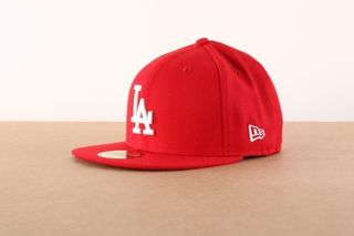 Foto van New Era Fitted Cap Los Angeles Dodgers MLB basic LA Dodgers 10047498