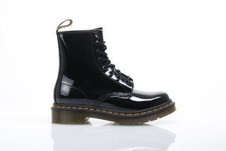 Foto van Dr. Martens Ladies 11821011 Boots 1460 W Zwart
