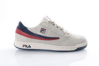 Foto van Fila 1010258-00R Sneakers Original Tennis S Grijs