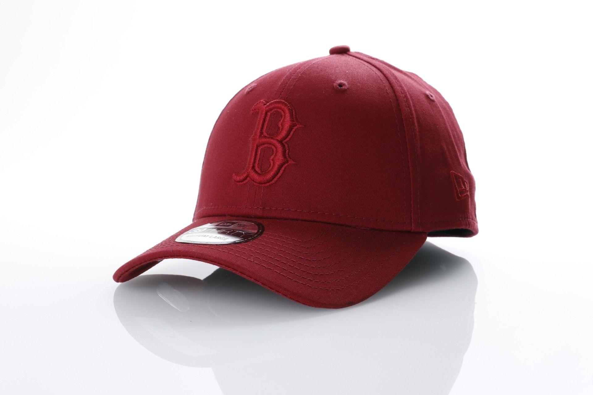 Afbeelding van New Era Dad Cap Boston Red Sox LEAGUE ESSNTL 3930 BOSRED CARBLK 80581096