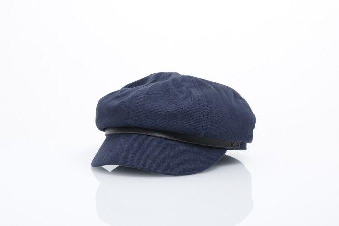 Afbeelding van Brixton 00418-Navy Hat Montreal Blauw