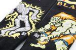 Afbeelding van Stance M545A18Gui Socks Guile Vs Blanka Zwart