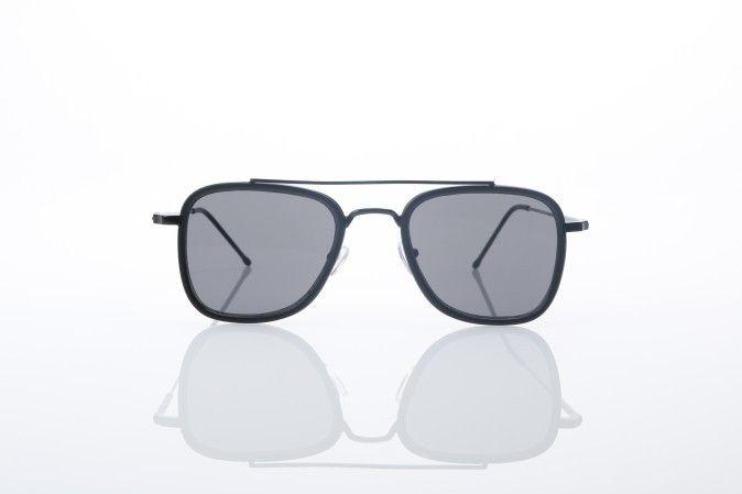 Afbeelding van Icon Eyewear 5068631717228 Sunglasses 15M6577 Zwart
