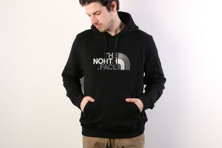 Foto van The North Face T0Ahjy-Kx7 Hooded Drew Peak Plv Zwart