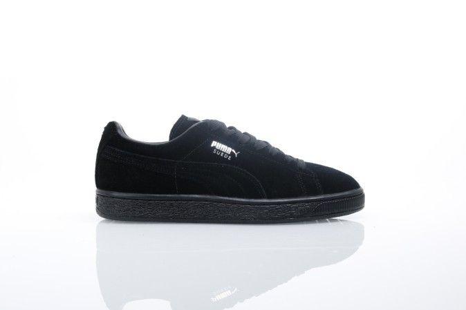 Afbeelding van Puma 352634-77 Sneakers Suede Classic+ Zwart