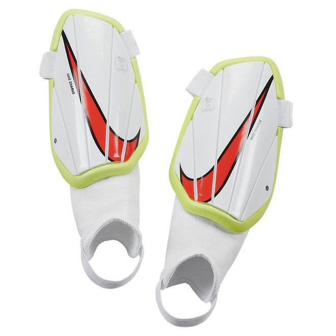 Afbeelding van Nike Charge Football Shin Guard White Volt