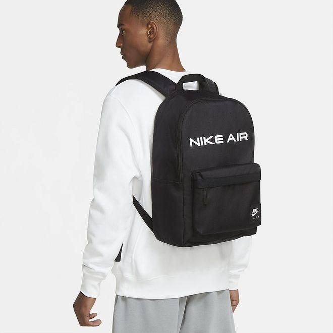 Afbeelding van Nike Air Heritage Rugzak Black